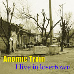 I live in Losertown CD cover