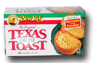 New York Texas Toast