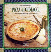 Trader Joe's Pizza 4 Formaggi
